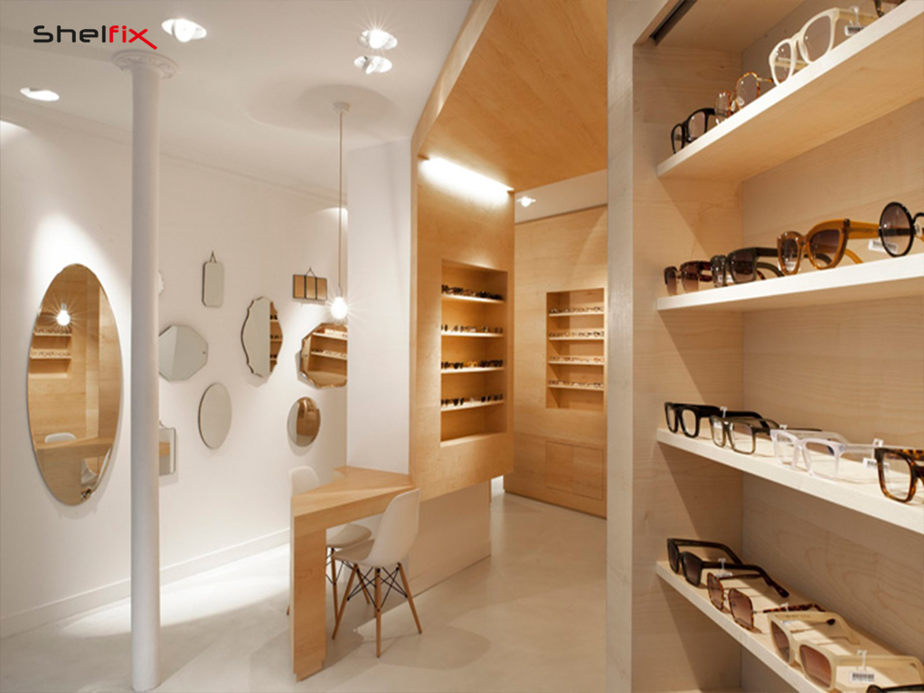 کاربرد شلف و قفسه در جذب مشتریان یک فروشگاه