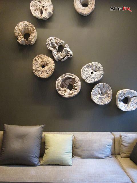 چیدمان و دکور دیوار با محصولات دست ساز