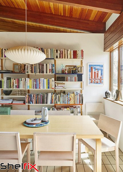 کتابخانه مدرن و با کارایی بالا (بخش اول)