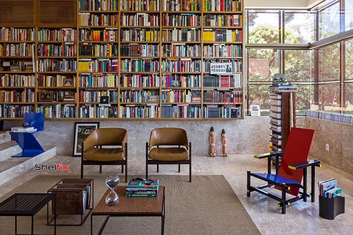 ۱۲ کتابخانهی مدرن و با کارایی بالا (بخش دوم)