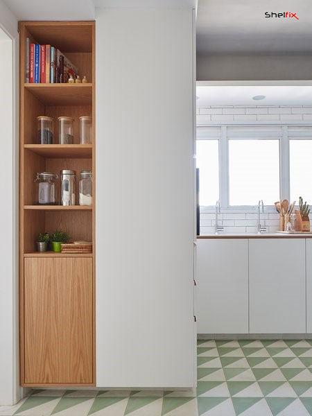 ۷ توصیه جالب برای استفاده از شلف در آشپزخانه (قسمت دوم)