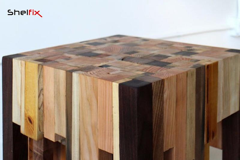 ساخت میزهای خلاقانه با طرح های دکوراتیو