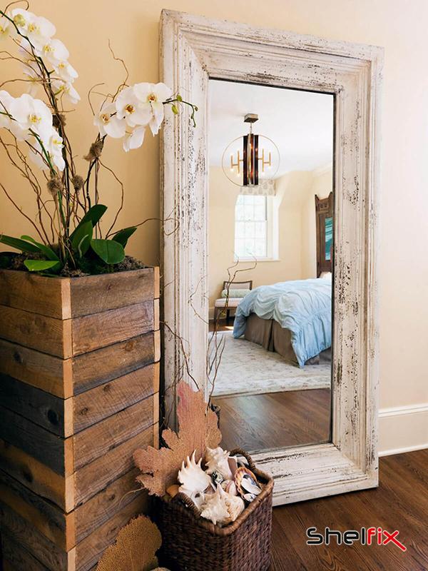 آینه های قدی راهکاری برای زیبایی فضا