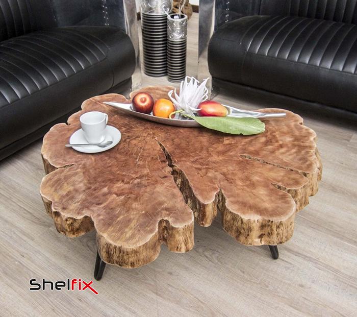 میزهای چوبی مینیمال